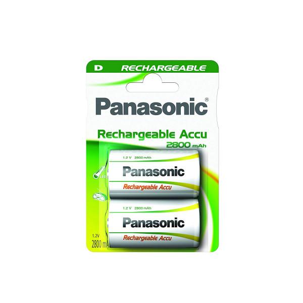 Panasonic Akku 2x P20 (D) 2800mAh