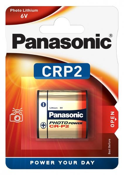 Panasonic Lithium Power 1x CRP2 (Photo)