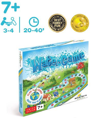 Adventerra Water Game DE