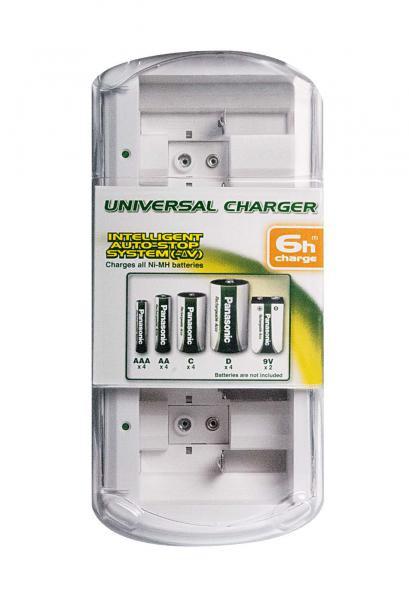 Panasonic Universal Charger BQ CC15