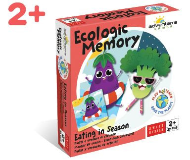 Adventerra ECO Memory - Eating in Season