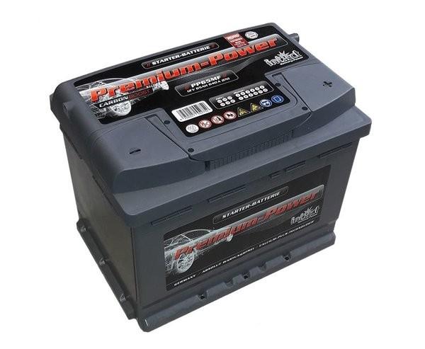 Intact Premium Power 12 V 65 AH (c20) 640 A (EN)  GUG