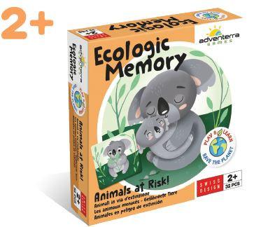 Adventerra ECO Memory - Animals at Risk