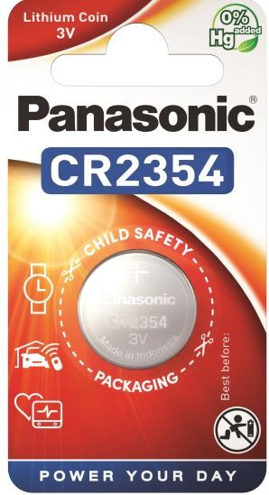Panasonic Lithium Power 1x CR2354