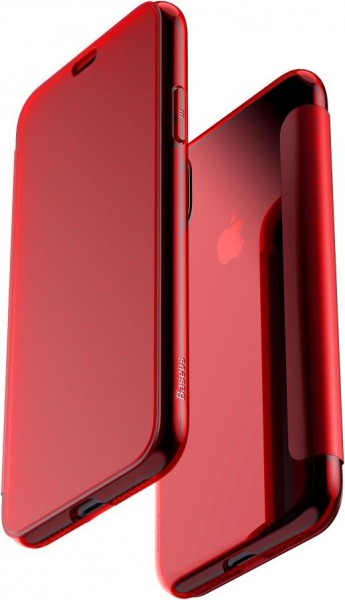 Baseus Touchable Case (iPhone XS Max) Red