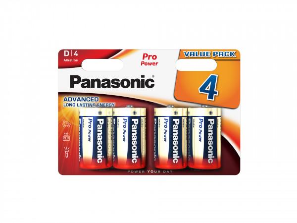 Panasonic Pro Power 4x LR20 (D)