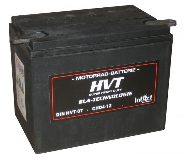 Intact Bike Power HVT - HVT-07 MoBa 12 V 19 AH (c20) 300 A (EN), CB16-B, 65991-82
