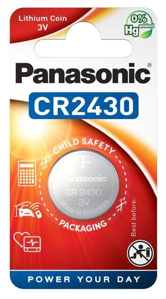 Panasonic Lithium Power 1x CR2430