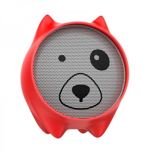 Baseus Dogz Wireless speaker E06 red
