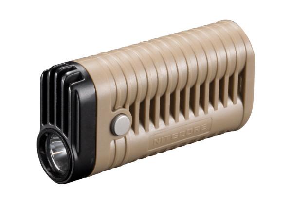 Nitecore LED-Taschenlampe MT22A khaki