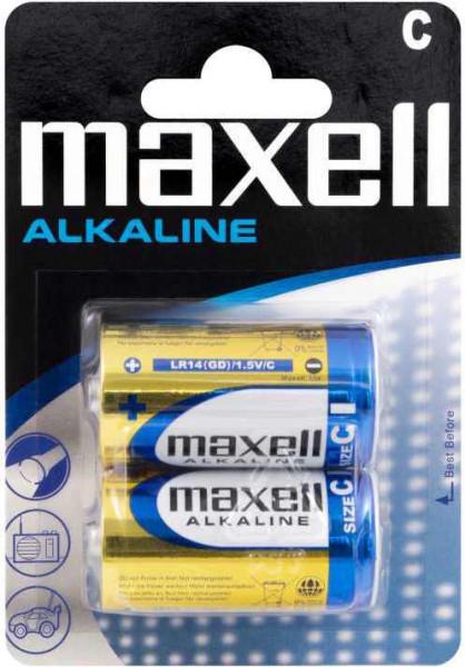 Maxell 2x LR14 (C)