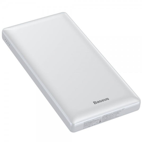 Baseus Mini JA Fast charge power bank 3A 20000mAh White