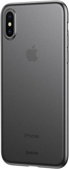 Baseus Wing Series (iPhone XS) Black
