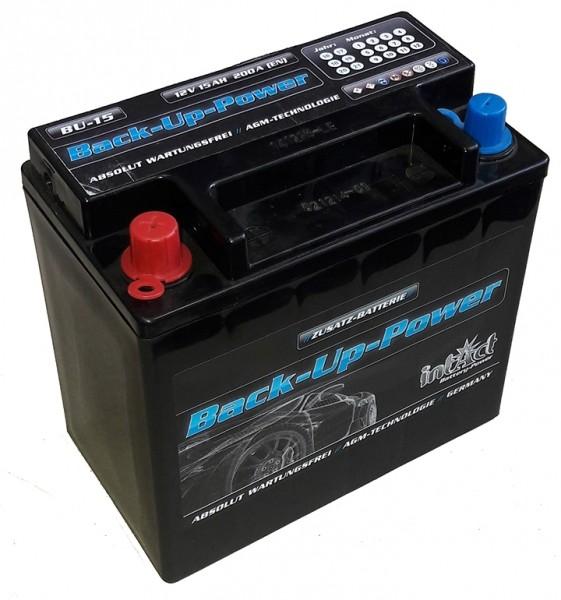 Intact Backup Power 12 V 15 AH (c20) 200 A (EN)  GUG