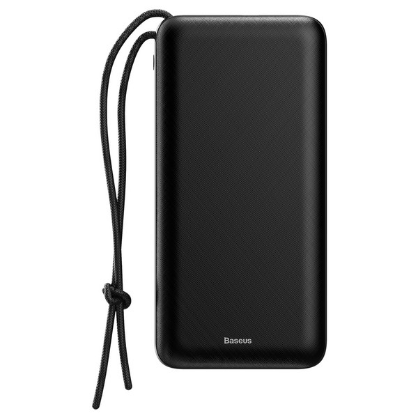 Baseus Mini Q  PD Quick Charger Power Bank 20000mAh Black