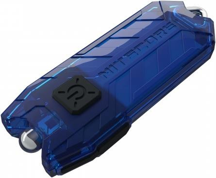 Nitecore Schlüsselleuchte Tube blau