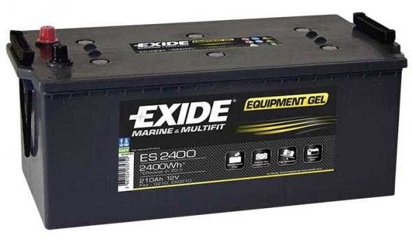 Exide ES2400 12 V 210 AH (c20) 1030 A (EN)  GUG