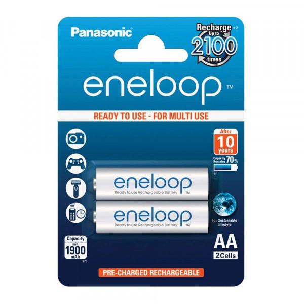 Panasonic Eneloop 2x AA 1900mAh