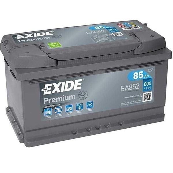Exide Premium 12 V 85 AH (c20) 800 A (EN)  GUG