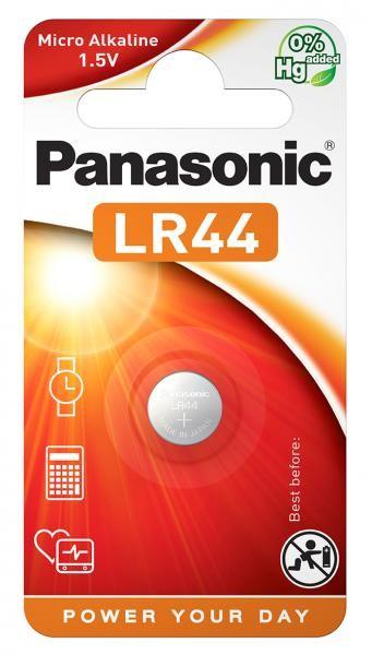 Panasonic Micro Alkaline 1x LR44