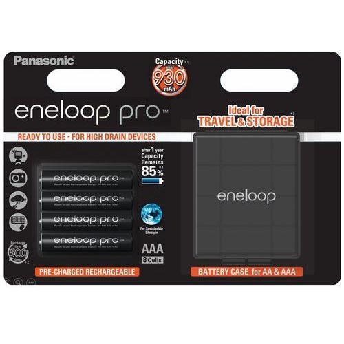 Panasonic Eneloop Pro 4x AAA 930mAh & Box