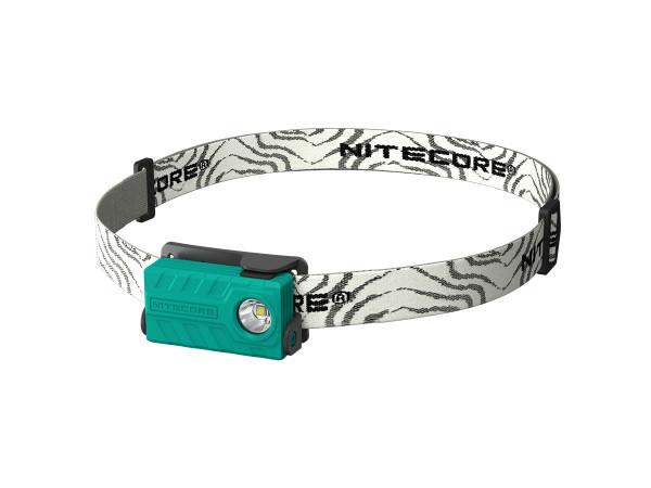 Nitecore Stirnlampe NU20 grün