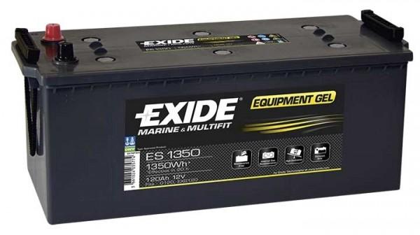 Exide ES1350 12 V 120 AH (c20) 760 A (EN)  GUG