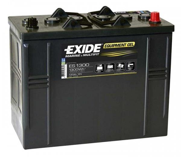 Exide ES1300 12 V 120 AH (c20) 750 A (EN)  GUG