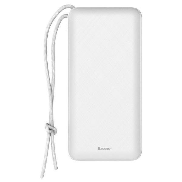 Baseus Mini Q  PD Quick Charger Power Bank 20000mAh White