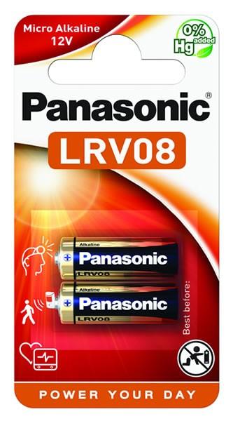 Panasonic Micro Alkaline 2x LRV08