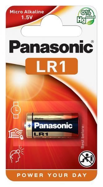 Panasonic Micro Alkaline 1x LR1