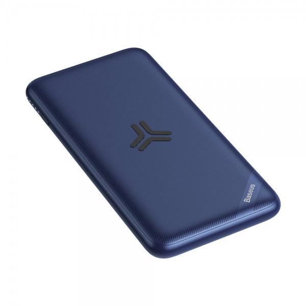Baseus Bracket 10W Wireless Charger Power bank 10000mAh 18W Blue
