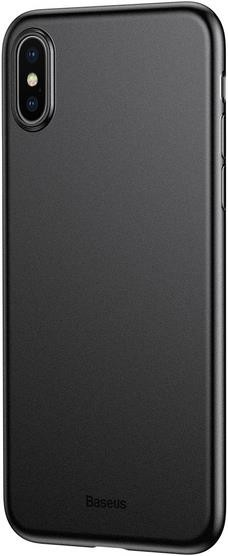 Baseus Wing Series (iPhone XS) Black