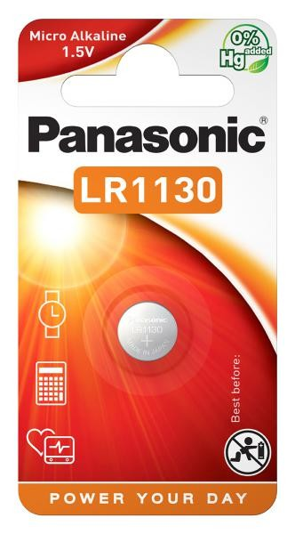 Panasonic Micro Alkaline 1x LR1130