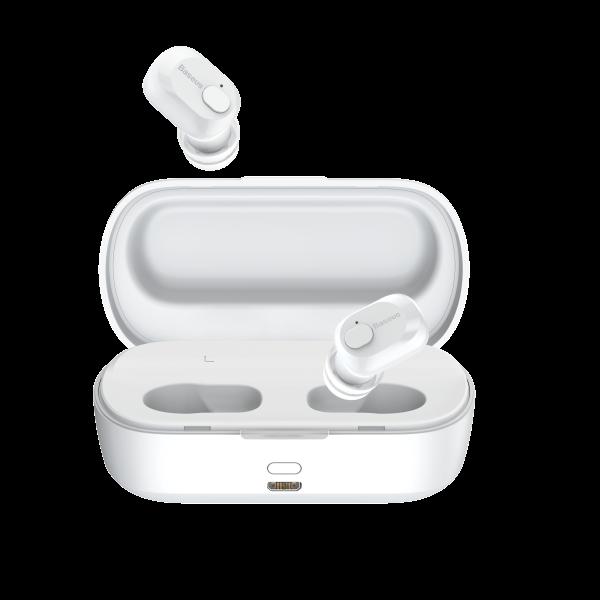 Baseus Encok True Wireless Earphones W01 White