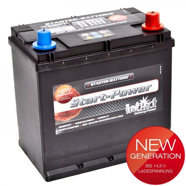 Intact Start Power Asia 12 V 45 AH (c20) 300 A (EN)  GUG