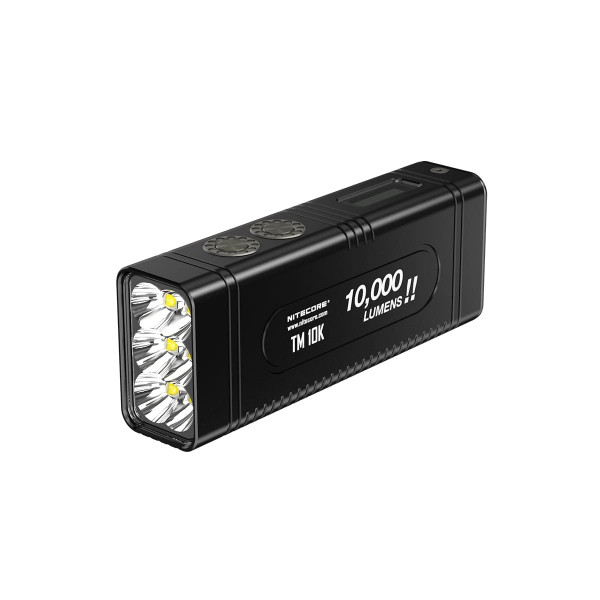 Nitecore LED-Taschenlampe TM10K