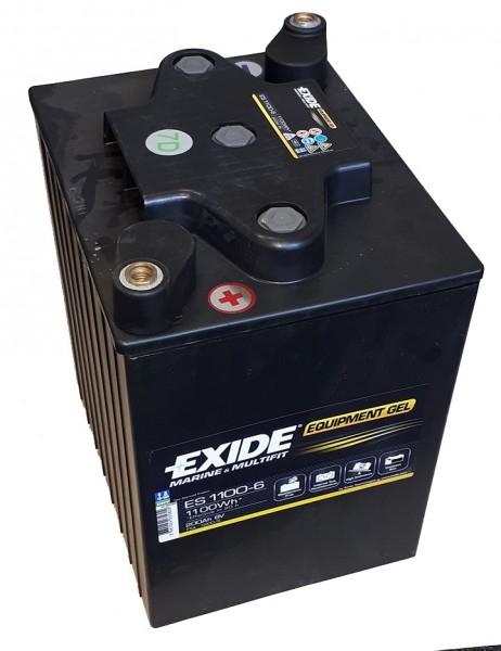 Exide ES1100-6 6V 200 AH (c20) 950 A (EN)  GUG