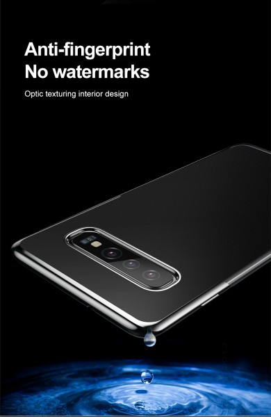 Baseus Simple Case for Galaxy S10+ black