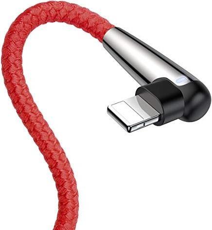 Baseus Mobile USB Cabel (USB A-Lightning) 2.0m Red