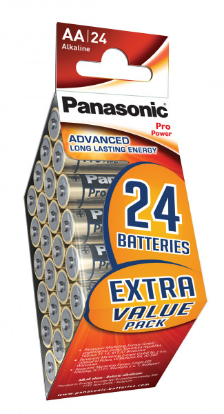 Panasonic Pro Power 24x LR6 (AA)