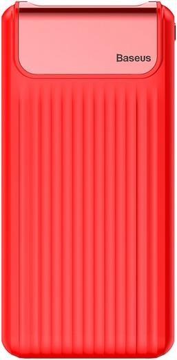 Baseus Thin Digital Powerbank 10000mAh (QuickCharge) Red