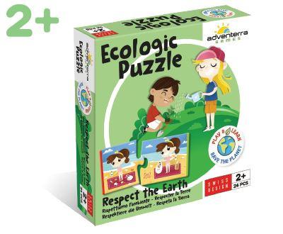 Adventerra ECO Puzzle - Respect the Earth