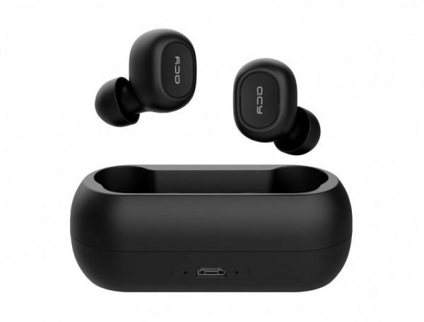 TWS Wireless Earphones Bluetooth V5.0 (black)