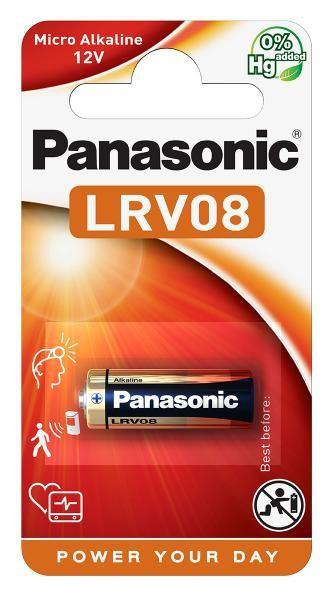 Panasonic Micro Alkaline 1x LRV08