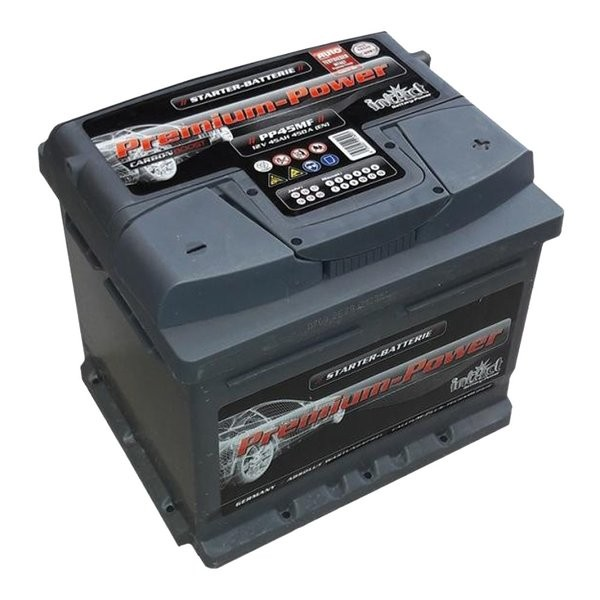 Intact Premium Power 12 V 45 AH (c20) 450 A (EN)  GUG