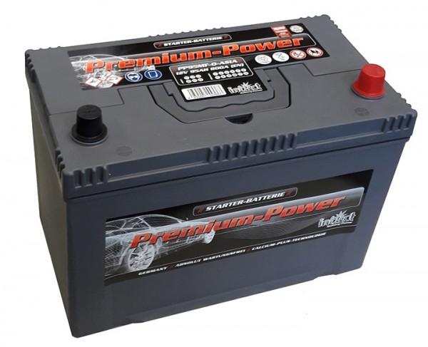 Intact Premium Power Asia 12 V 95 AH (c20) 800 A (EN) GUG