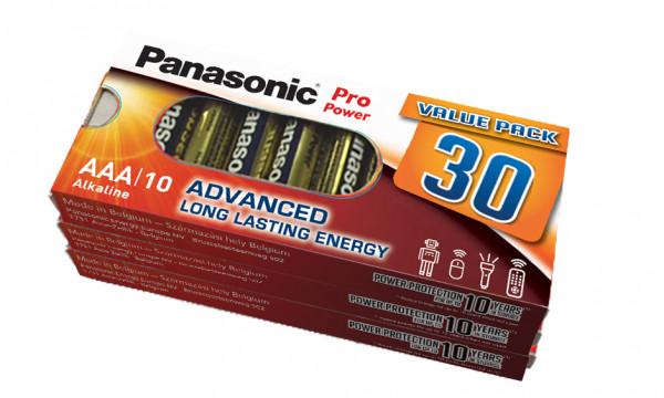 Panasonic Pro Power 30x LR03 (AAA)