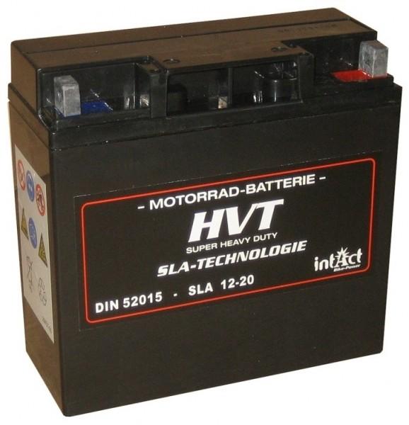 Intact Bike Power HVT - SLA12-20 MoBa 12 V 7 AH (c20) 170 A (EN), CB7-A, 66006-70