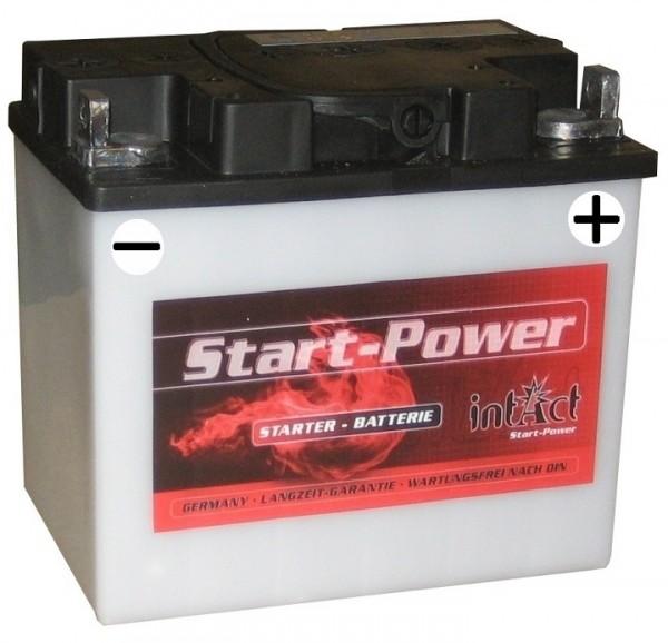 Intact Bike Power Classic - 53030S MoBa 12 V 30 AH (c20) 300 A (EN), C60-N30L-A